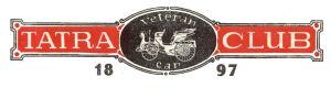 Logo Tatra veteran car clubu.